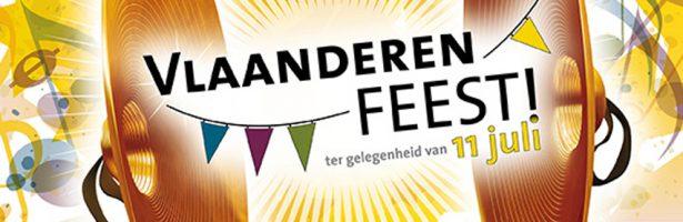 Uitbetaling feestcheque Vlaanderen Feest! 2020
