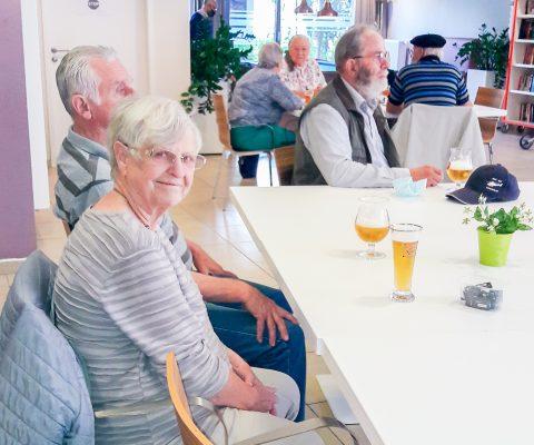 Samen genieten in Silsburg, deurne